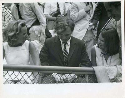 Frank Teti, 'Ethel, Joe and Kathleen Kennedy ', 1960s