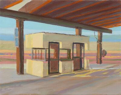 Greg Drasler, 'Bus Stop/ Check Point 15 ', 2020