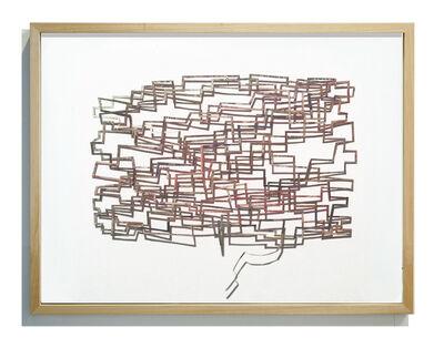 Máximo González, 'Serie Small Money Labyrinth. S/T #2 ', 2016