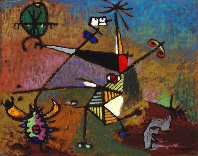 Asger Jorn, 'Untitled'