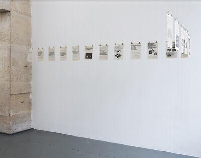 Zbyněk Baladrán, 'Minus 10 Anarcho-Communist minutes', 2013