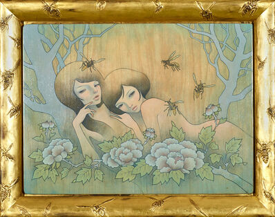 Audrey Kawasaki, 'after it is done', 2008