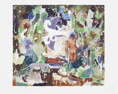 Matthias Weischer, 'Tiger Lilly', 2010