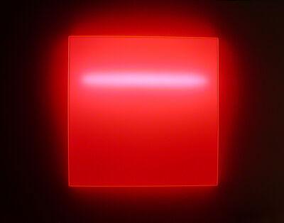 Videre Licet, 'Fiorucci Square Lumalight (for Videre Licet)', 2014
