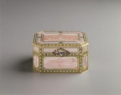 House of Fabergé, 'Music Box', 1907