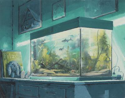 Sven Kroner, 'Im Aquarium 3', 2017
