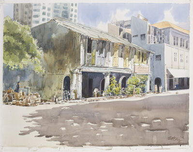 Ong Kim Seng, 'Boon Tat Street', 2014