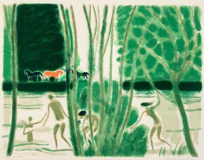 Andre Brasilier, 'Untitled', c. 1967