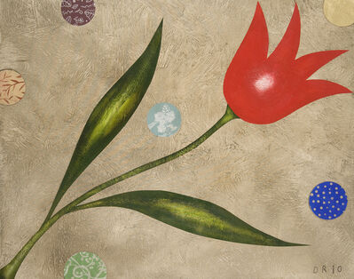 Dan Rizzie, 'Tulip and Rose', 2010