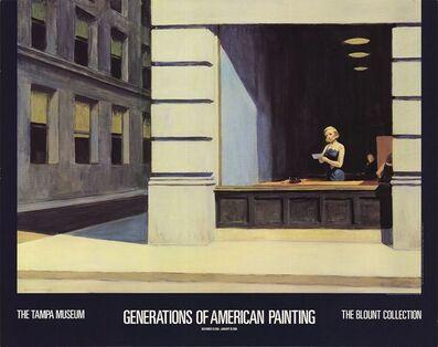 Edward Hopper, 'New York Office', 1985
