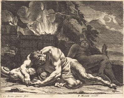Charles Le Brun, 'Nox (Night)', ca. 1640