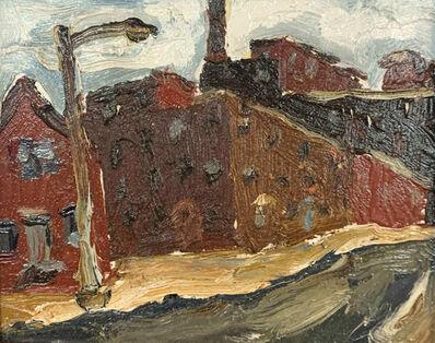 Arnold Sharrad, 'Impressionist Brooklyn Streetscape (5)', 2006-2007