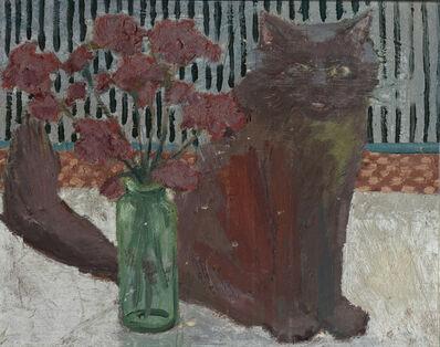 Jess, 'Kit Kat, Imagine Portrait #12', 1955