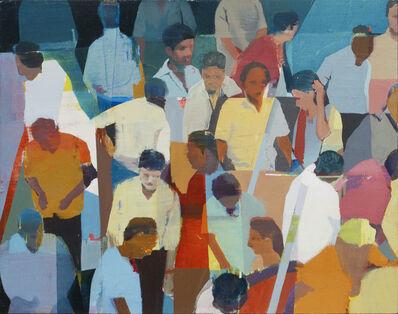 Suhas Bhujbal, 'Market #12', 2018