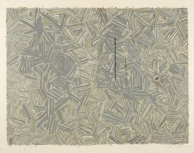 Jasper Johns, 'The Dutch Wives (ULAE 187)', 1977