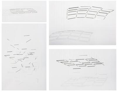 Elias Crespin, '4 Net Inox Quadra', 2014
