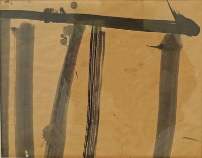 Franz Kline, 'Untitled'