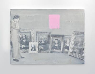 Ida Tursic & Wilfried Mille, 'Too many Monas', 2014