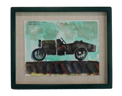 Frank Romero, '1912 Bugatti T18', 2020