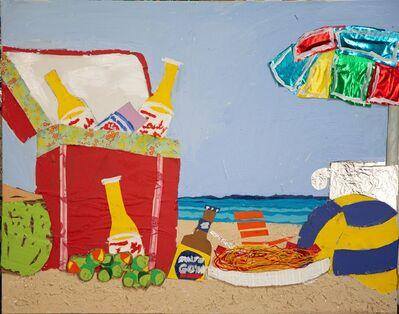 Bryan Fernandez, 'Almuerzo En La Playa', 2021
