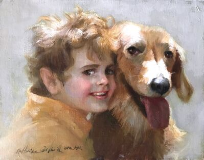 "Katherine Galbraith, '""Childhood Joy""', 2019"