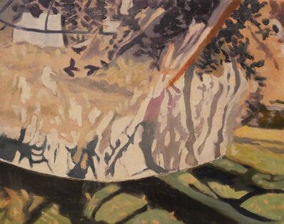 Ralph Wickiser, 'Apple Tree with Net', 1993