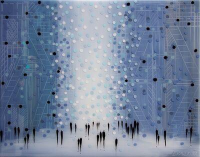 Ekaterina Ermilkina, 'City Lights', 2018