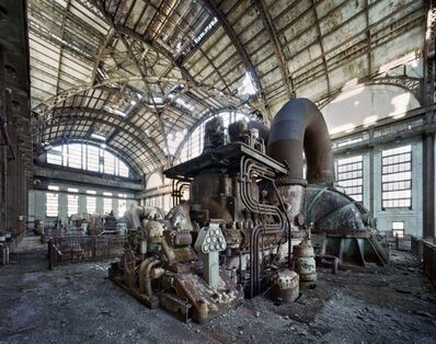 Yves Marchand & Romain Meffre, 'Generator Room, Port Richmond Power Station, Philadelphia, PA, USA, 2006', 2006
