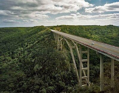 Andrew Moore, 'Puente de Bacunayague, Via Blanca ', 2012