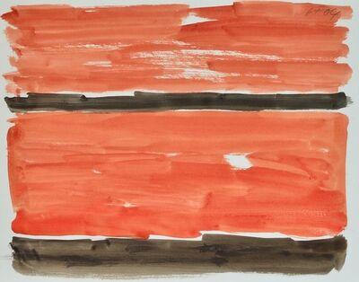 Günther Förg, 'Untitled II', 2004