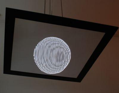 Marcus Tremonto, 'Bauhaus (Hanging mirror lamp)', 2007