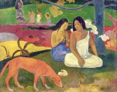 Paul Gauguin, 'Arearea (Joyousness (I))', 1892