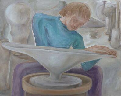 Wang Guan-Jhen, 'Pottery Practice', 2020