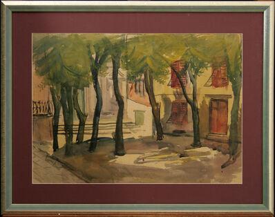 GABRO RAJČEVIĆ, 'At the Jesuits', 1938-1939