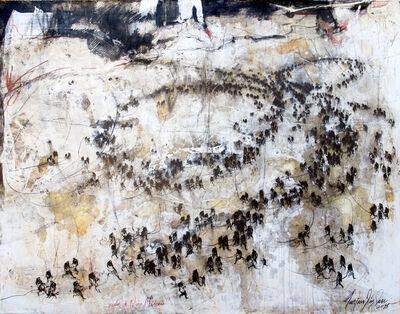 Gustavo Diaz Sosa, 'Series: Éxodos de nuevo milenio', 2015