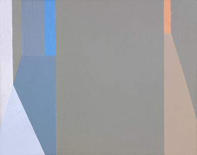 Helen Lundeberg, 'Untitled (Evening Lights and Shadows)', 1975