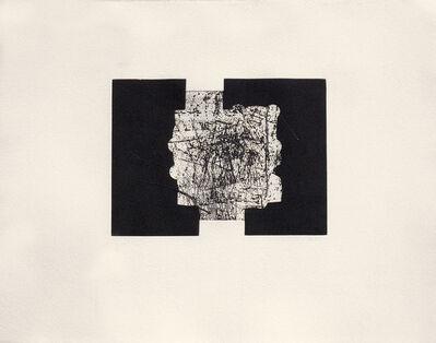 Eduardo Chillida, 'Saludo a Parmenides II', 1998