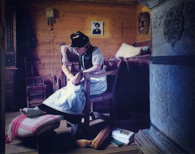Bridget Baker, 'The Transparent Girl in Kippel'