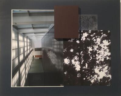 Shirley Irons, 'Hall and Trees', 2017