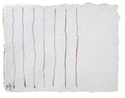 Giorgio Griffa, 'Untitled', 1976
