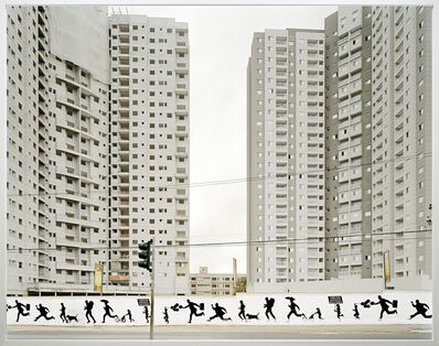 Francesco Jodice, 'What We Want, São Paolo, T39', 2007