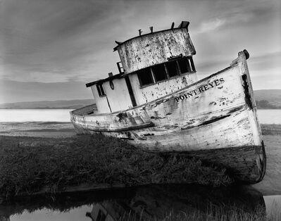 Robert Taylor, 'Abandonded Fishing Boat, Point Reyes', 2012