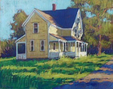 Tim McGuire, 'Old House, Evening Sun', 2019