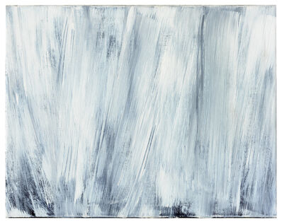Raimund Girke, 'Ruhig / bewegt', 1992