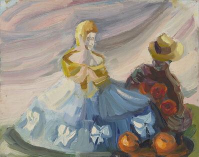 Judith Linhares, 'Dress III', 1990