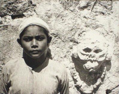 Manuel Álvarez Bravo, 'Nino Maya de Tulum (Mayan Child of Tulum)', 1942