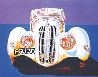 Phyllis Krim, 'BMW 328', 1989