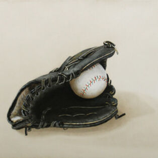 Holly Farrell, 'Baseball Glove', 2013