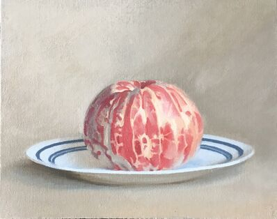 Ed Stitt, 'Grapefruit, Peeled', 2018