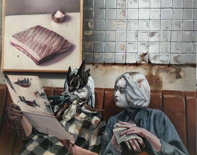 Shih Yung Chun, 'The Birds in the Yakiniku', 2018
